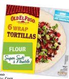 Tortillas von Old El Paso
