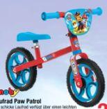 Laufrad Paw Patrol First Bike von Smoby