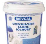 Griechischer Sahne Joghurt von Mevgal