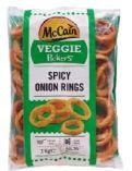 Spicy Onion Rings von McCain