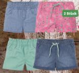 Mädchen Shorts von Lupilu