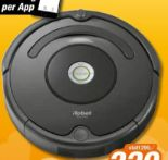 Roboterstaubsauger Roomba 676 von iRobot
