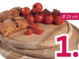 Holz-Grillteller Cindy von Kitchen Basics