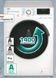 Waschtrockner WDW85142 von Beko