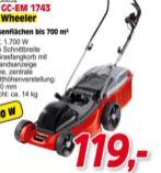 Elektro-Rasenmäher GC-EM 1743 HW von Einhell