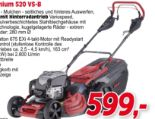 Benzin-Rasenmäher Premium 520 VS-B von Al-ko