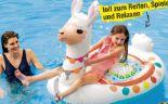 Schwimmtier Cute Lama Ride-On von Intex