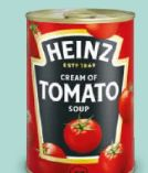 Tomatencreme-Suppe von Heinz