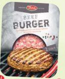 Beef-Burger von Tann