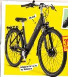E-Bike Alu City Edition 110 von Prophete