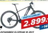 E-Mountainbike Elopeak von KTM