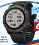 GPS-Sportuhr Fenix 6X Sapphire von Garmin