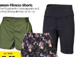 Damen-Trainings-Shorts von Crane