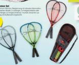 Turbo Badminton-Set von Crane