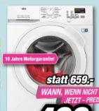 Waschmaschine L6FBA684 von AEG