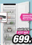 Stand-Gefrierschrank Arctis AGB62226NW von AEG