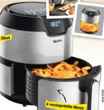 Fritteuse EY401D DeLuxe von Tefal