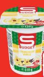 Cremejogurt von S Budget