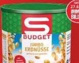 Erdnüsse von S Budget