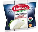 Büffelmozzarella von Galbani