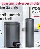 Stand-WC-Garnitur von Badkomfort