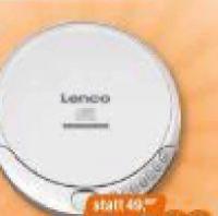 CD-MP3 Player SCD-301 von Lenco
