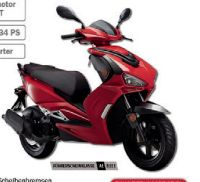 Moped 125 ccm Generic Verino von Generic