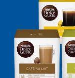 Kaffee Kapseln Dolce Gusto von Nescafé