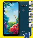 Smartphone K40S von LG