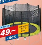 Outdoor Trampolin von X-Fact
