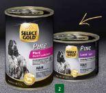 Pure Hundenahrung von SelectGold