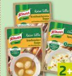 Kaiserteller Suppe von Knorr