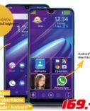 Smartphone M6 von Beafon