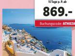 Griechenland-Inselhüpfen von Lidl-Reisen