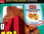 XXL-Schweineschnitzel von Sprehe