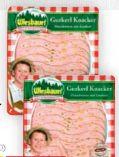 Gurkerl Knacker von Wiesbauer
