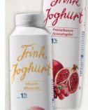 Ländle Trinkjoghurt von Vorarlbergmilch
