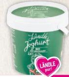 Ländle Bio-Naturjoghurt von Vorarlbergmilch