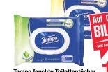 Feuchte Toilettentücher von Tempo