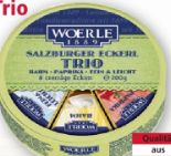 Salzburger Eckerl Trio von Woerle