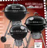 Kugelgrill Bullet 47 von Kingstone