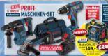 Akku-Maschinen-Set von Bosch