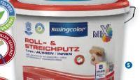 Roll-Streichputz von Swingcolor