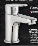 Waschtischarmatur Elba von Camargue