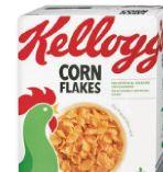 Zerealien von Kellogg's