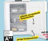 Gefrierschrank ATB81121AW von AEG