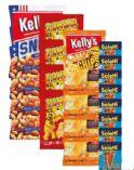 Streifenpackung von Kelly's