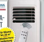Mobiles Klimagerät 7000 BTU von Pro Klima