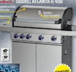 Gasgrill Atlanta II 450 von Grillstar