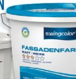Fassadenfarbe von Swingcolor
